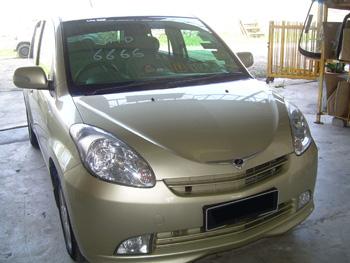 Perodua Windscreen Replacement Malaysia