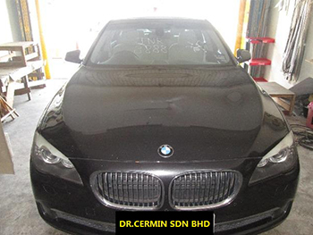 BMW Windscreen Replacement Malaysia