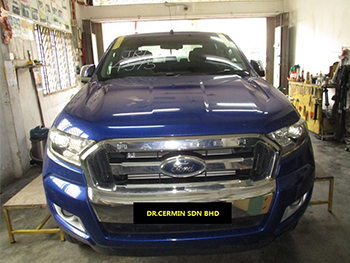 Ford Windscreen Replacement Malaysia