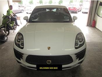 Porsche Windscreen Replacement Malaysia
