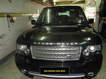 Range Rover Windscreen Replacement Malaysia